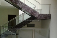 staircase (with levanto side border)