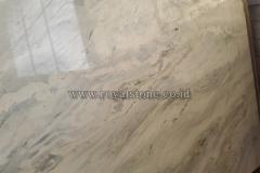 Marble Bianco Oceanic Polish