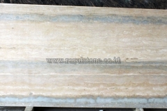 Travertine Ocean Silver