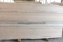 Travertine Silver Romano- Honed