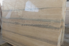 Travertine Silver Romano